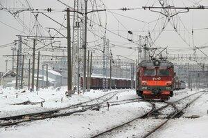 Поезда... дороги...