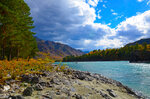 Осенние краски Катуни.